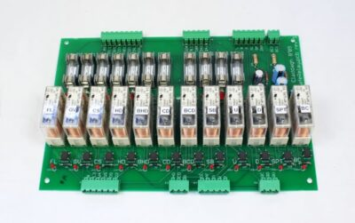 safety-relay-board